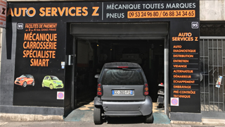 Réparation Smart Marseille